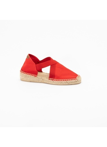 Toni Pons Sandalet Kırmızı